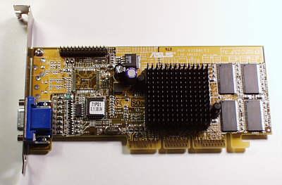 Asus v7100/t geforce2 mx.